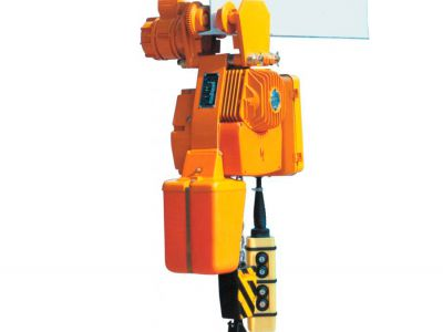 Цепной электрический тельфер