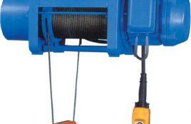 Таль электрическая тип МТ