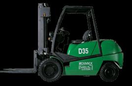 Дизельный погрузчик Dimex D35
