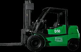 Дизельный погрузчик Dimex D50